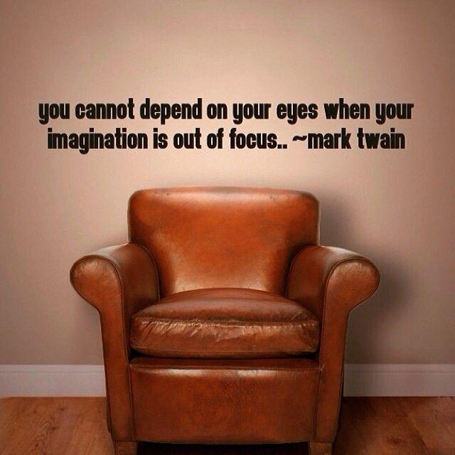 Imaginación Mark Twain
