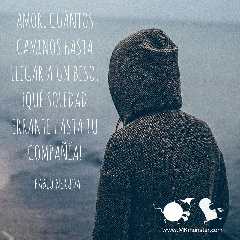 Marketing, Poesía y Pablo Neruda