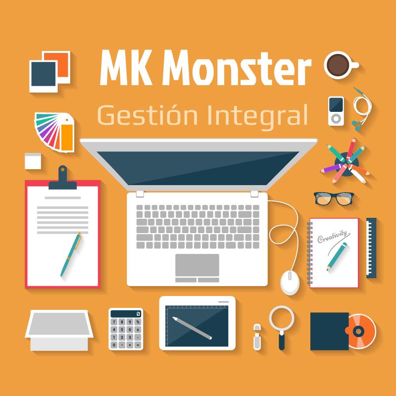 MKmonster_gestion_integral - Gestión de redes sociales premium