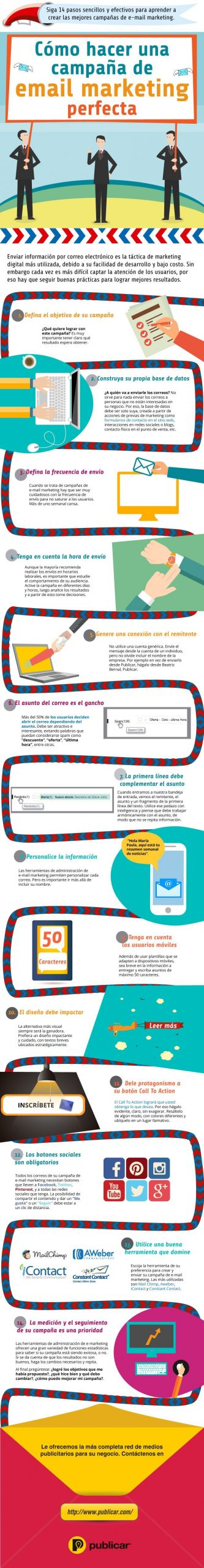 campaña email marketing