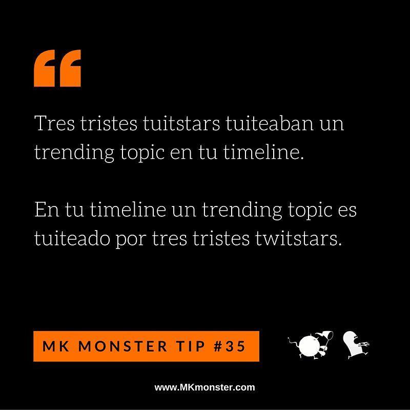 MK Monster- Tip #35